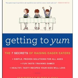 "Preowned ""getting to yum"" by Karen Le Billion"